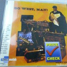 CDs de Música: QUINCY JONES – GO WEST, MAN! -CD -N. Lote 170631515