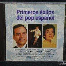 CDs de Música: LA MÚSICA DE TU VIDA - PRIMEROS ÉXITOS DEL POP ESPAÑOL - CD. Lote 170633960