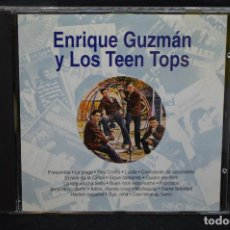 CDs de Música: LA MÚSICA DE TU VIDA - ENRIQUE GUZMÁN Y LOS TEEN TOPS - CD. Lote 170655375