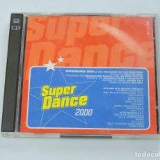 CDs de Música: SUPER DANCE 2000 2XCD . Lote 170660885