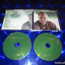 CDs de Música: J. FELIPE ALCOVER ( TANTOS AÑOS CON LA MUSICA A CUESTAS ... ) - 2 CD - TODOS LOS FEOS - 99 WAYS .... Lote 170855855