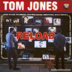 CDs de Música: TOM JONES - RELOAD. Lote 170923860
