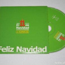 CDs de Música: CD MUSICAL EL ONCE ES NAVIDAD - 2000 - UNIVERSAL MUSIC - 6 VILLANCICOS. Lote 170927700