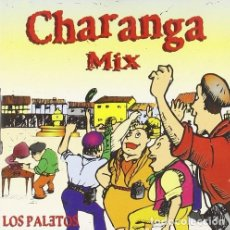 CDs de Música: CD-AUDIO-LOS-PALETOS-CHARANGA-MIX . Lote 170932615