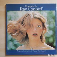 CDs de Música: EL MUNDO DE RAY CONNIFF - DOBLE LP VINILO - CBS - 1977. Lote 170935495