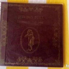 CDs de Música: JETHRO TUL: LIVING IN THE PAST - VERSION JAPONESA DOBLE CD MINI LP CON LIBRETO *IMPECABLE*. Lote 170945315