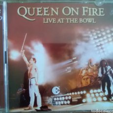 CDs de Música: QUEEN OF FIRE,, LIVE AT THE BOWL. Lote 170947929