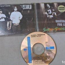CDs de Música: MUSICA CD: SUICIDAL TENDENCIES - SUICIDAL FOR LIFE. Lote 170954673