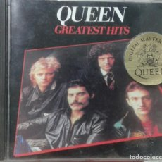 CDs de Música: QUEEN - GREATEST HITS - 1994. Lote 170955359