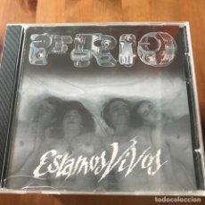 CD de Música: FRÍO - ESTAMOS VIVOS - CD EDIVOX 1994. Lote 170955848