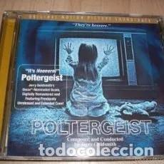 CDs de Música: CD POLTERGEIST ( BANDA SONORA, MUSICA DE JERRY GOLDSMITH ). Lote 170971180