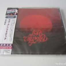 CDs de Música: LOVE UNLIMITED (BARRY WHITE) - LOVE UNLIMITED 1972/2018 JAPAN CD UICY-78731. Lote 170985869