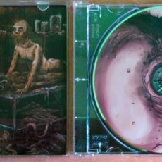 CDs de Música: HYMENOTOMY - SOME NECROPHILES HAVING SEX WITH NAKED AUTOPSIED BODIES IN THE MORGUE - NSE - 023 - 01. Lote 170989694