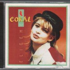 CDs de Música: CORAL - ELIGEME CD ALBUM DE 1995 RF-2270 , PERFECTO ESTADO. Lote 170993023