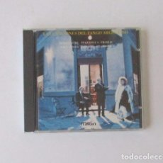 CDs de Música: LAS CANCIONES DEL TANGO ARGENTINO. Lote 171002550