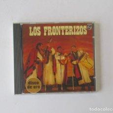 CDs de Música: LOS FRONTERIZOS - DISCO DE ORO. Lote 171002637