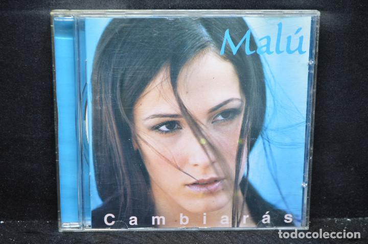 MALÚ - CAMBIARÁS - CD (Música - CD's Pop)
