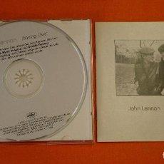 CDs de Música: BEATLES (JOHN LENNON) STARTING OVER ***CD PROMOCIONAL***. Lote 171011828