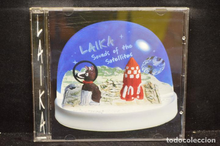 LAIKA - SOUNDS OF THE SATELLITES - CD (Música - CD's Pop)