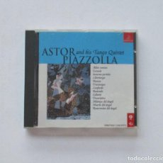 CDs de Música: ASTOR PIAZZOLLA - AND HIS TANGO QUINTET. Lote 171016003