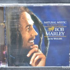 CDs de Música: BOB MARLEY AND THE WAILERS - NATURAL MYSTIC (THE LEGEND LIVES ON) - CD. Lote 171018202