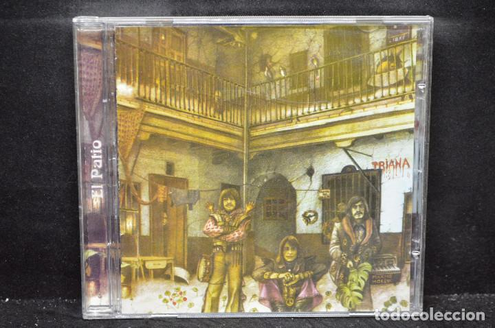 TRIANA - EL PATIO - CD (Música - CD's Rock)