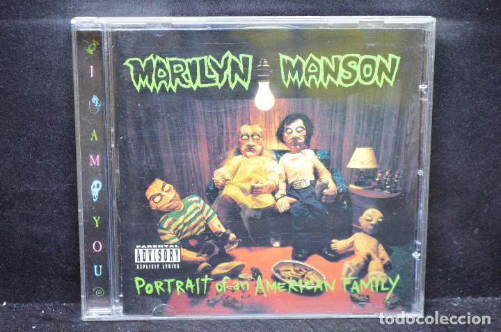 MARILYN MANSON - PORTRAIT OF AN AMERICAN FAMILY - CD (Música - CD's Rock)