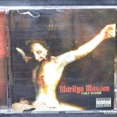 CDs de Música: MARILYN MANSON - HOLYWOOD - CD. Lote 171020260