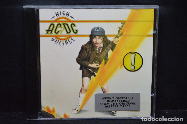 AC/DC - HIGH VOLTAGE - CD (Música - CD's Rock)