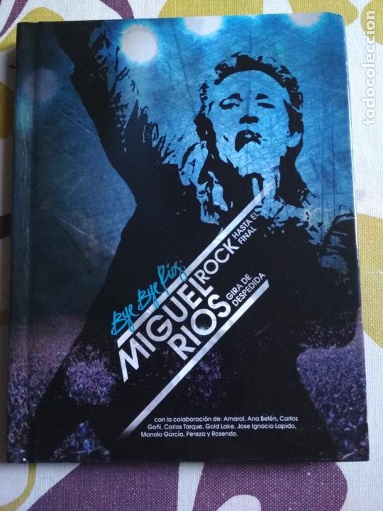 Miguel Ríos Gira De Despedida Rock Hasta El Sold Through Direct Sale 171021158