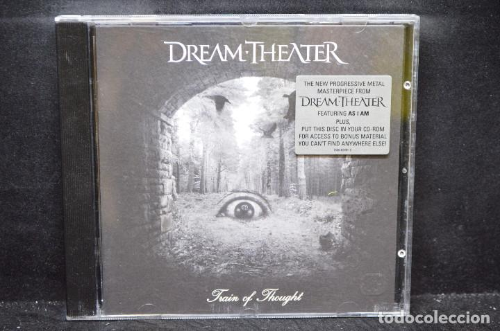DREAM THEATER - TRAIN OF THOUGHT - CD (Música - CD's Rock)