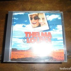 CDs de Música: THELMA & LOUIS. ORIGINAL SOUNDTRACK. CD . . Lote 171023747