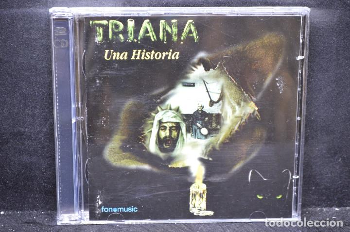 TRIANA - UNA HISTORIA - 2 CD (Música - CD's Rock)
