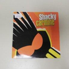 CDs de Música: 719- SHACKY CARMINE UNA PELICULA DE CHEMA DE LA PEÑA CD SINGLE PROMOCIONAL. Lote 171030509