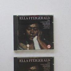 CDs de Música: ELLA FITZGERALD - THE COLE PORTER SONGBOOKS - 2 VOLUMENES. Lote 171037152