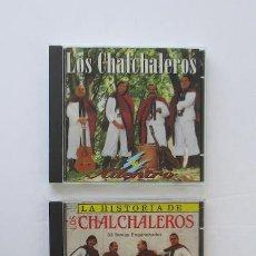 CDs de Música: 2 CD DE LOS CHALCHALEROS. Lote 171039313