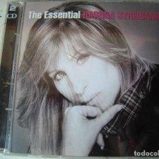CDs de Música: THE ESSENTIAL BARBRA STREISAND . Lote 171042239