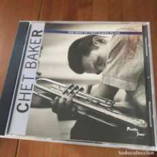 CDs de Música: CHET BAKER - THE BEST OF CHET BAKER PLAYS - CD PACIFIC JAZZ 1995. Lote 171053414