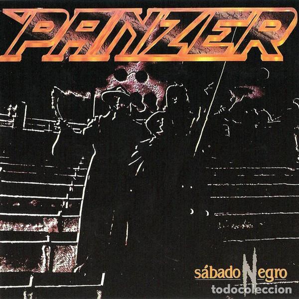 PANZER - SABADO NEGRO (Música - CD's Heavy Metal)