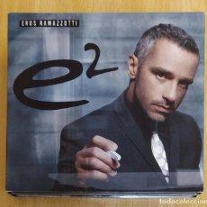 CDs de Música: EROS RAMAZZOTTI (E2) 2 CD'S + DVD EDICIÓN ESPAÑOLA 2007. Lote 171057945