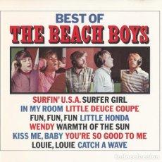 CDs de Música: THE BEST OF THE BEACH BOYS - CD . Lote 171100834