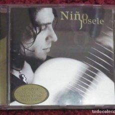 CDs de Música: NIÑO JOSELE - CD 2002 (ANDRÉS CALAMARO, ENRIQUE MORENTE Y AZIZ SAHMAQUI). Lote 171112822