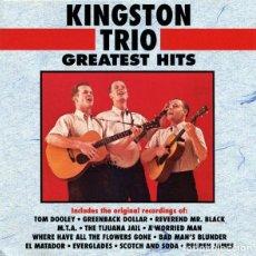 CDs de Música: KINGSTON TRIO - GREATEST HITS - CD. Lote 171130367