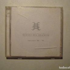 CDs de Música: HEROES DEL SILENCIO - CANCIONES ´84 - ´96 - DOBLE CD BUNBURY 2000 EMI. Lote 171153379