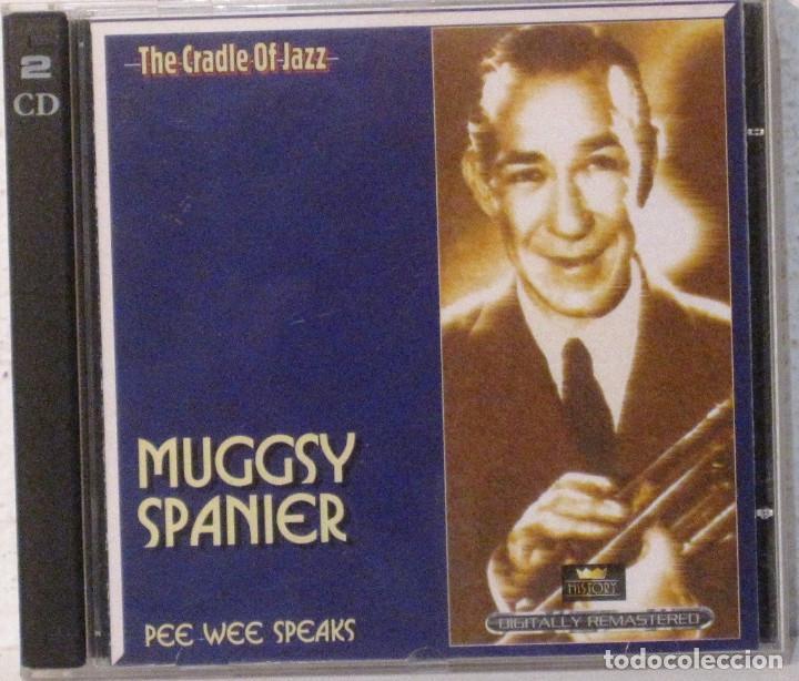 MUGGSY SPANIER - PEE WEE SPEAKS - CD (Música - CD's Jazz, Blues, Soul y Gospel)