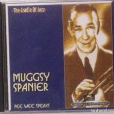 CDs de Música: MUGGSY SPANIER - PEE WEE SPEAKS - CD . Lote 171162018