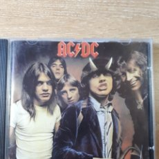 CDs de Música: ACDC HIGHWAY TO HELL. Lote 171162820