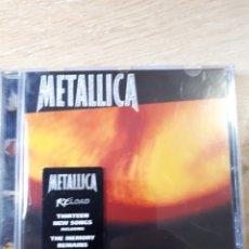 CDs de Música: METALLICA RELOAD. Lote 171163303