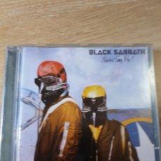 CDs de Música: BLACK SABBATH NEVER SAY DIE. Lote 171163384