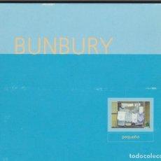 CDs de Música: BUNBURY - PEQUEÑO - CD DIGIPACK. Lote 171173938